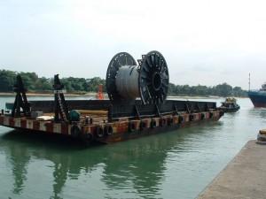 Barge Exodus
