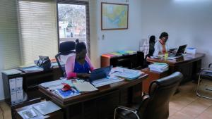 Bureaux EXODUS TRANSPORTS - Gabon