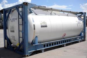 Isotank Exodus Transports