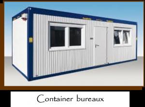 Container bureaux