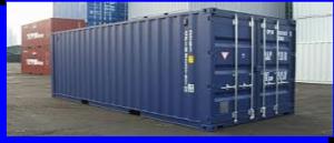 Vente de container sec